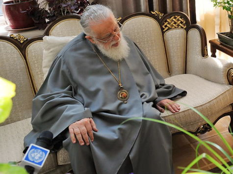 Патриарх всея Грузии Илия II о межрелигиозном диалоге
