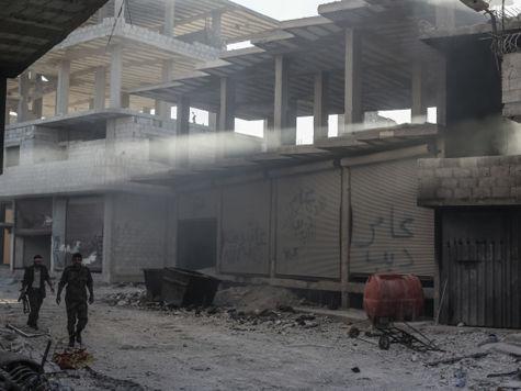 Сирийская оппозиция сорвала переговоры: война продолжается
