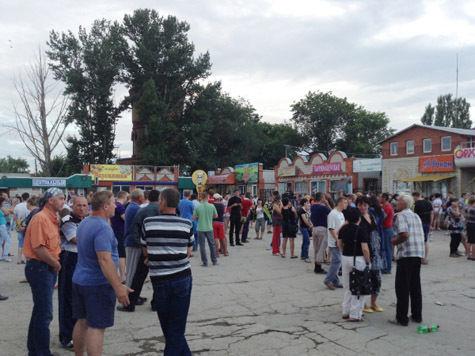 В Пугачеве ждут «Народного схода» и реанимируют дело о нападении чеченцев на фермеров
