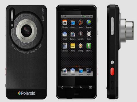 Polaroid представил 16-мегапиксельный камерофон