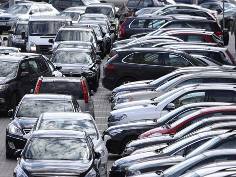 Допустимое число машин в Москве превышено на полмиллиона