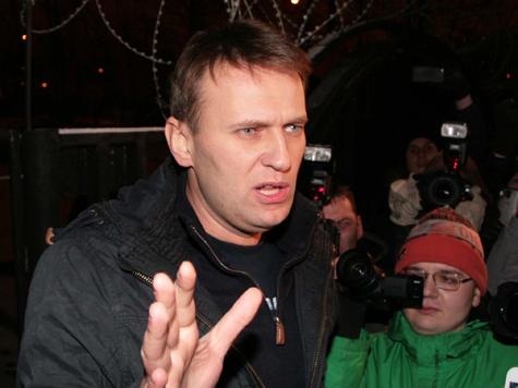 В квартире Навального идет обыск. ВИДЕО