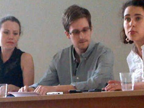 """Эдварда Сноудена выдвинули на """"нобелевку"""""""