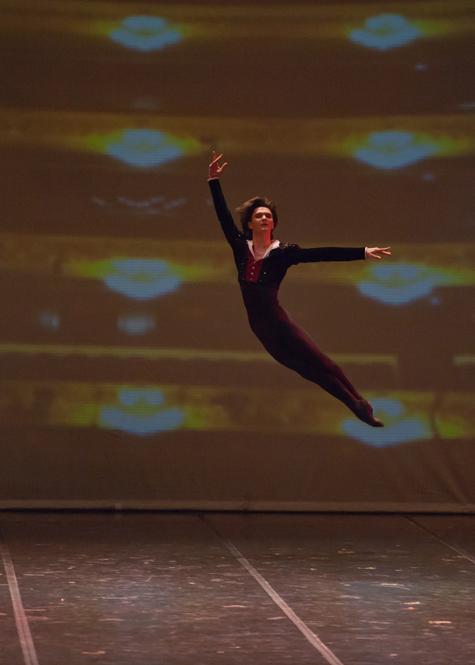 Душа танца заглянула в будущее
