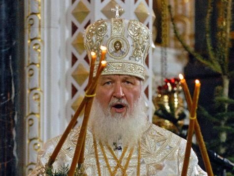 Патриарх Кирилл займется спасением душ Владимира и Людмилы Путиных