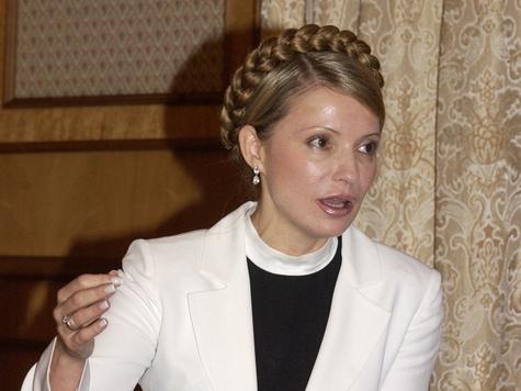 Из-за Тимошенко в клинике рушат стены