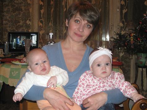 Мадонна с младенцами