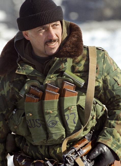 Нелепая смерть Героя России