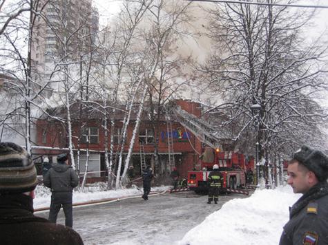 Ресторан «Иль Питторе» взорвали рейдеры