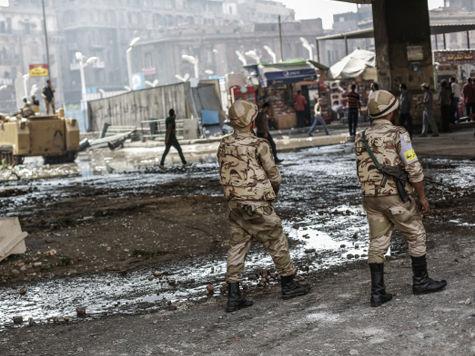 Погромы в Египте могут спровоцировать приток боевиков на Кавказ