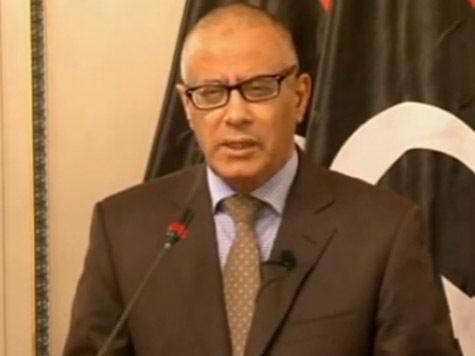 Похищенного премьер-министра Ливии освободили