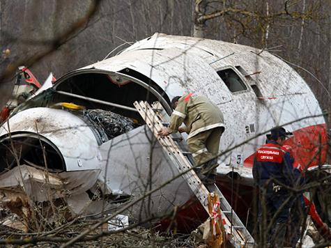 Польша хочет причесать авиакатастрофу