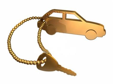 Майор ГИБДД подобрал ключ к чужой машине