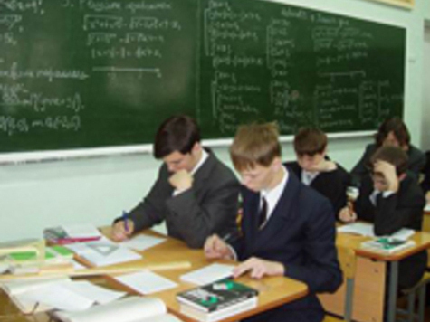 Наша новогодняя школа
