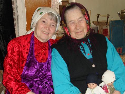 Бурановские дедушки против бабушек