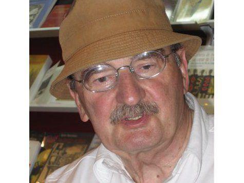 Польский писатель Славомир Мрожек скончался в Ницце