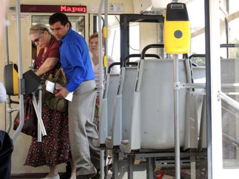 Охрану пассажиров автобусов доверят коммерсантам