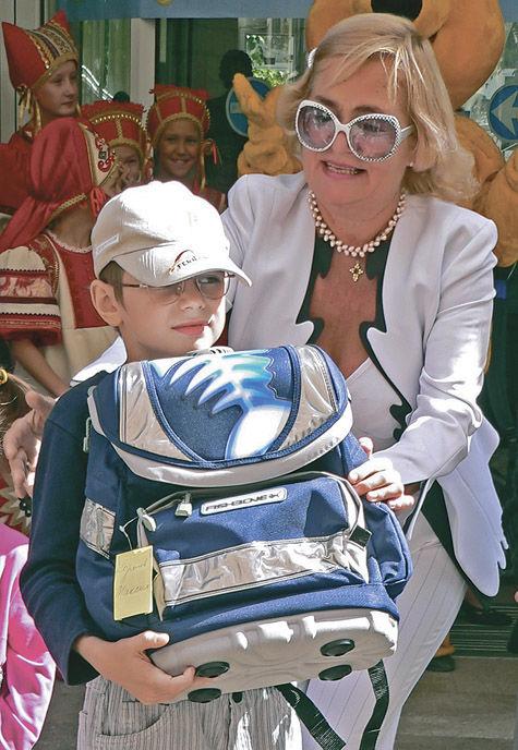 Чехов готовится к школе