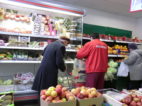 Покупателям разрешили разорять магазины