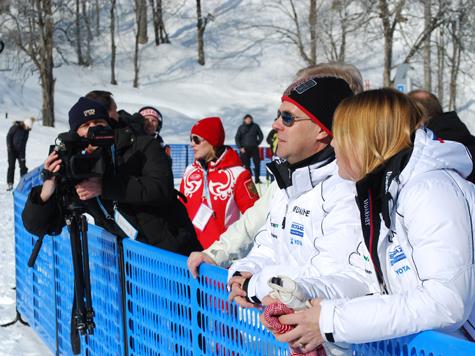 Президент России лично наградил швейцарского горнолыжника