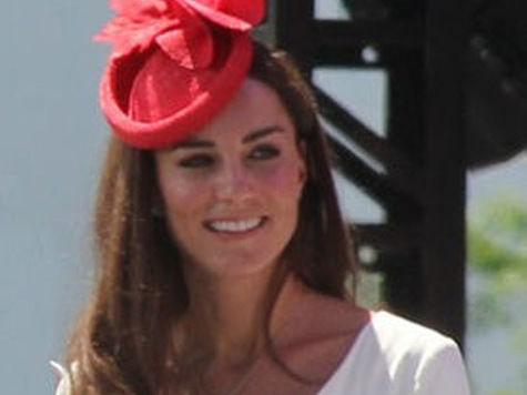 Герцогиня Кейт ожидает рождения ребенка в загородном доме родителей