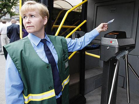 Водители автобусов смогут превратиться в кассиров только в ущерб себе