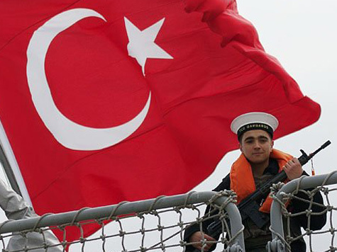 Турецкий флот почти в 5 раз сильнее флота России