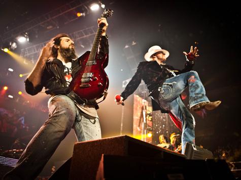 Группа «GunsN'Roses» выступит в Москве