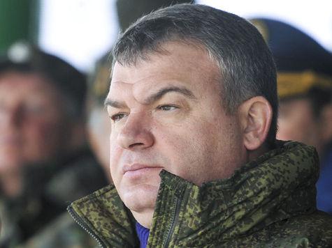 анатолий сердюков министр обороны оборонсервис