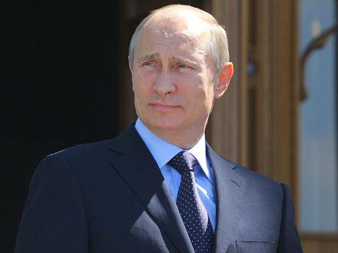 Путин простыл, облетая затонувший Дальний восток