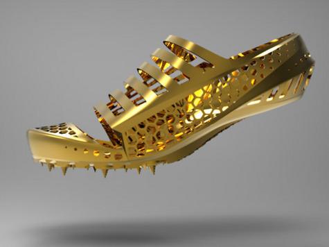 Французский студент изобрел кроссовки-скороходы для рекордсменов. ВИДЕО