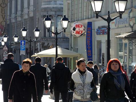 Ноябрь в Москве превратился в август