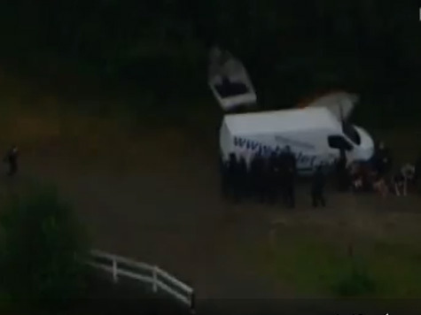 Расстрел на острове Утойя снимали с вертолета