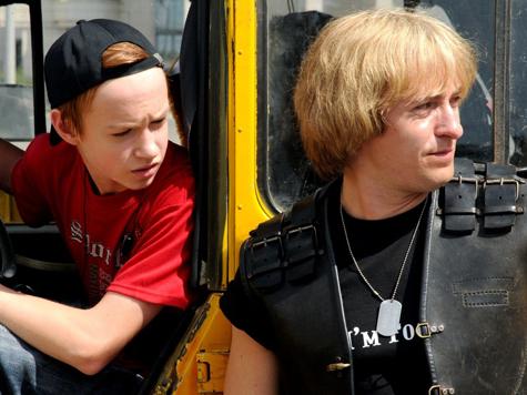 Безруков попал под детский суд