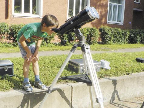 В области может появиться планетарий