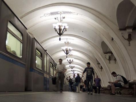 В столичной подземке начнут распространять транспортный справочник