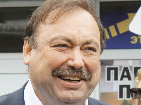 Немцов предложил Г. Гудкова в губернаторы Подмосковья