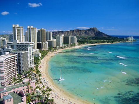 Политический серфинг на Гавайях