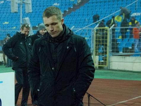 Бывший тренер БАТЭ возглавил краснодарскую «Кубань»