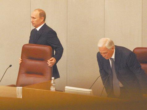 Перед Путиным встали не все члены