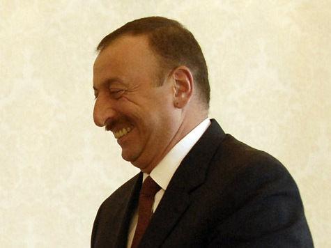 Почему Ильхам Алиев?