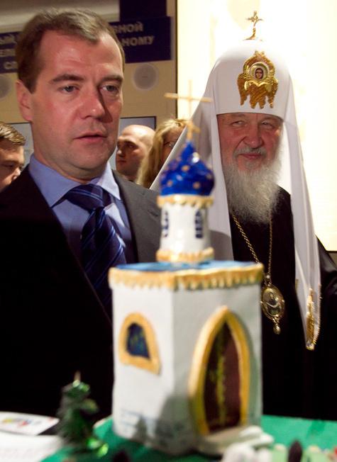 Чудо как быстро православными стали