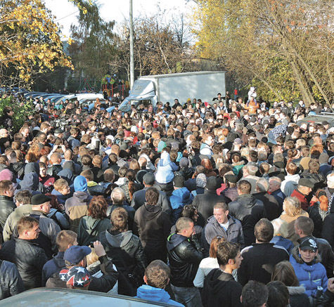 бирюлёво убийство массовые беспорядки