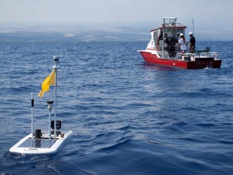 Впервые лодка-робот установила мировой рекорд - пересекла Тихий океан