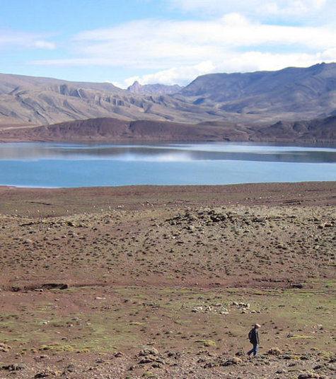 В Марокко обнаружены неизвестные громадные метеоритные кратеры