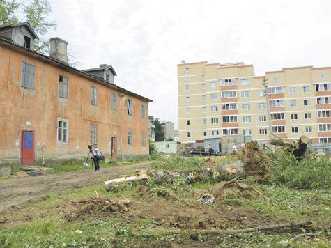 Фрязино избавляется от аварийных домов
