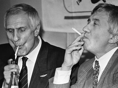 Курильщикам дали второй шанс
