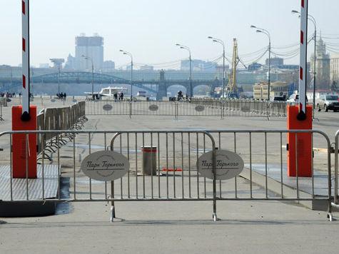 Бесплатной парковки у парка Горького больше не будет