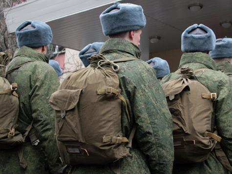 Солдат умер от пневмонии в Красноярском крае