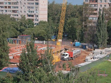 Строительство под тщательным надзором